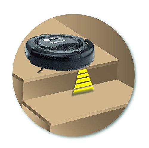 vileda cleaning robot saugroboter 7 saugroboter kaufen. Black Bedroom Furniture Sets. Home Design Ideas